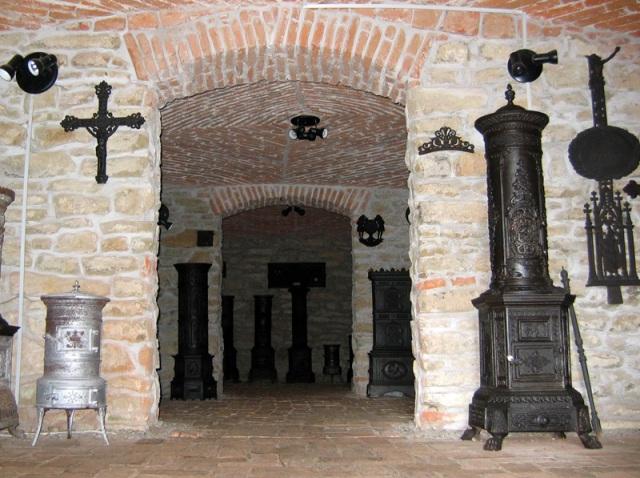 muzeul Haszmann Pal din Cernat