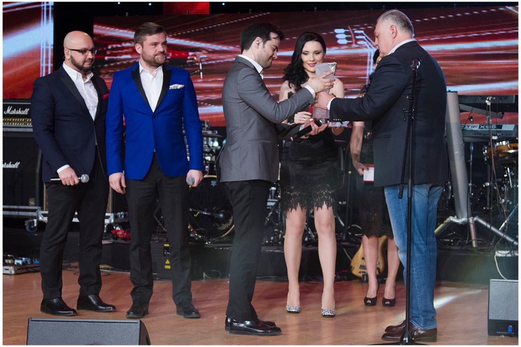 3 SUD EST ''Artistul anului 2014'' - Foto. Alexandru Dolea