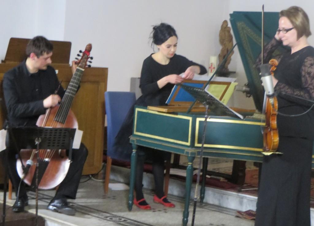 trio concert 21 martie 2015