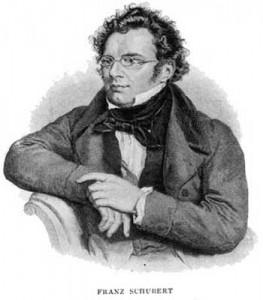 Franz Schubert (wikipedia.org)