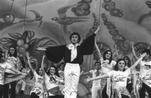 SONG - Ioan Luchian Mihalea 1000 (agerpress.ro)