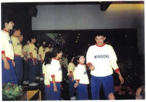 Minisong concert Craciun