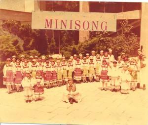 Poza Minisong 1983