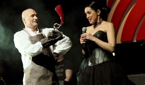 Foto Nico Premiile radio Romania Actualitati