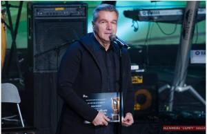 """Dan Bittman la Premiile Radio Romania 2016 (foto Razvan """"Ciumpy"""" Dolea)"""