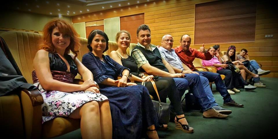 Juriul de Mentori al Festivalului MASTERCLASS - Braşov 2016