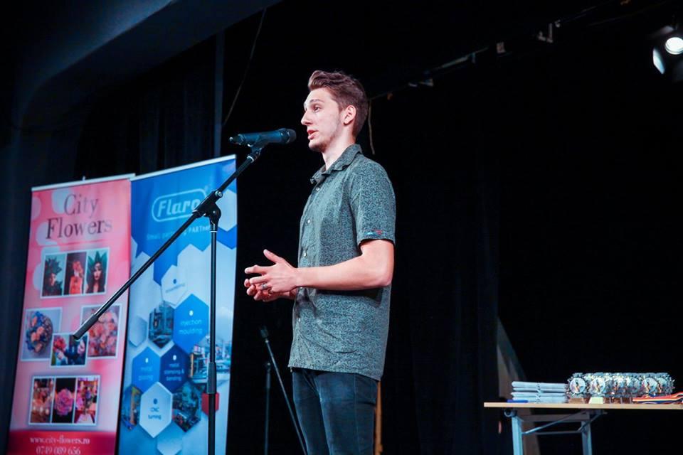 Jonathan Alexandru in recital la Hermannstadfest 2016 (foto Hermannstadfest by TakeaSmile.ro)