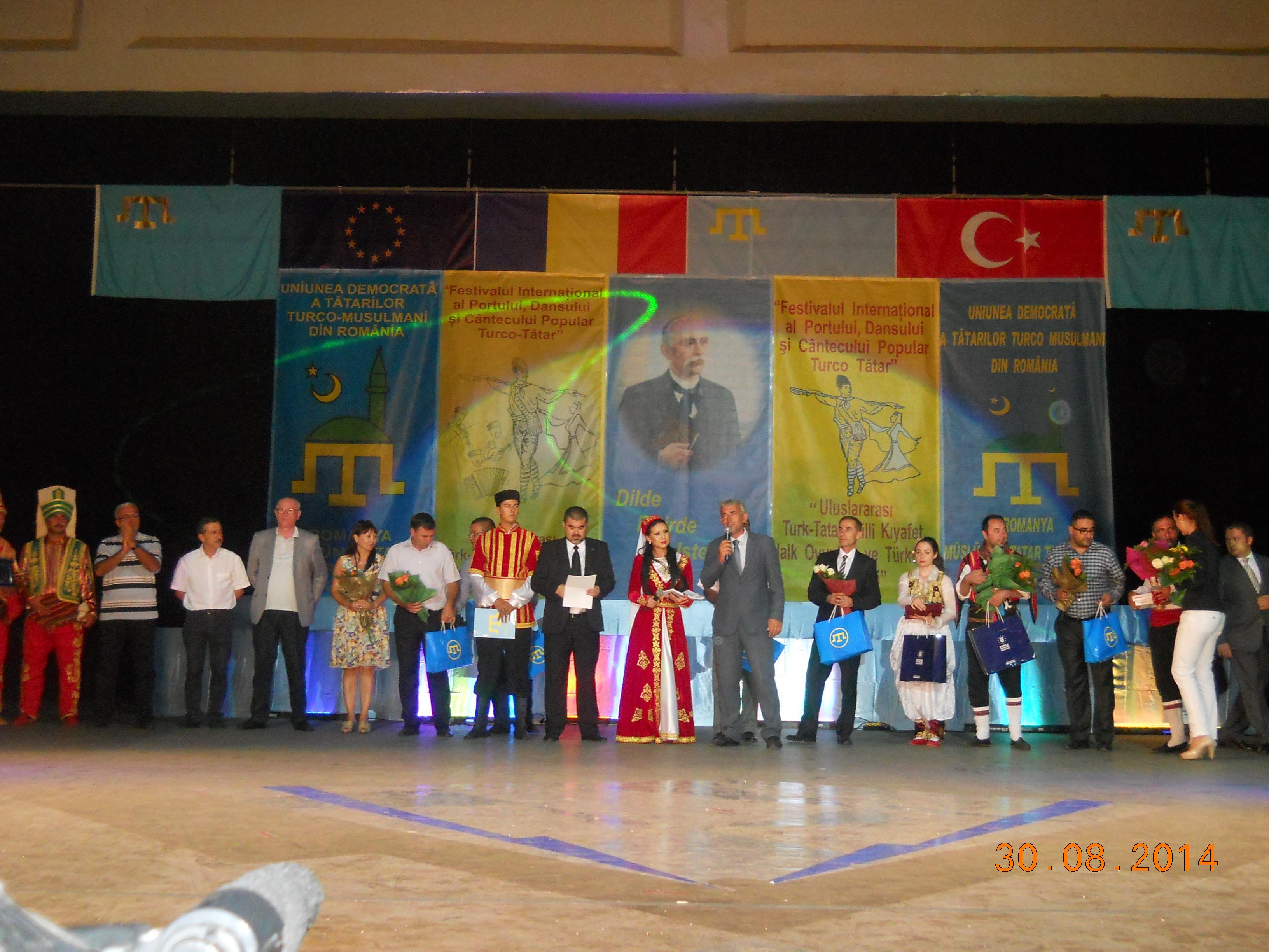 FESTIVAL DE FOLCLOR TURCO-TATAR (1)