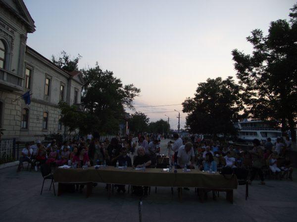 Gala festivalului SULINA (arhiva foto Bogdan Dragomir)