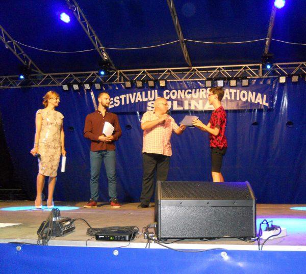 Premiul TINERE TALENTE la Sulina 2016 - Vlad Jipa (foto Paula Rotaru)