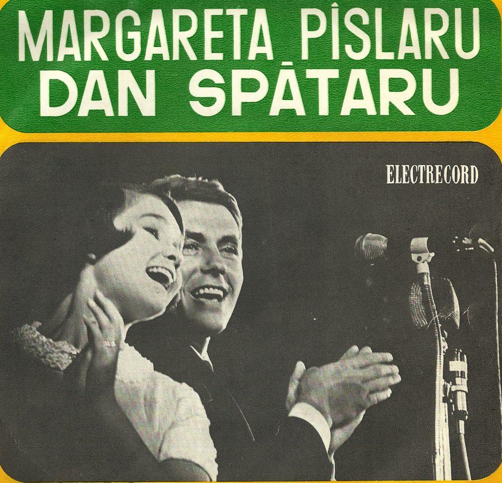 Coperta Disc Margareta Paslaru si Dan Spataru - C&P Electrecord
