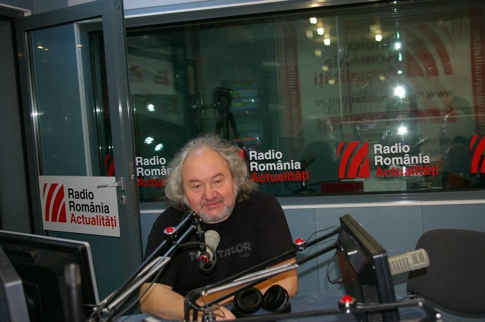 Adrian Ordean la Radio Romania