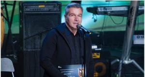 Dan Bittman & Holograf la Premiile Radio Romania 2016 (foto Alexandru Ciumpy Dolea)