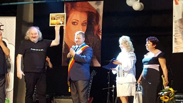 Adrian Ordean - Cetatean de Onoare al com. Cunta (Hermannstadtfest 2017).600 (foto by Bogdan Dragomir)