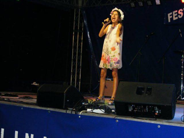 Dominique Simionescu - Trofeul Sulina 2016 in recital (Foto by Florentina Dunaev/Facebook)