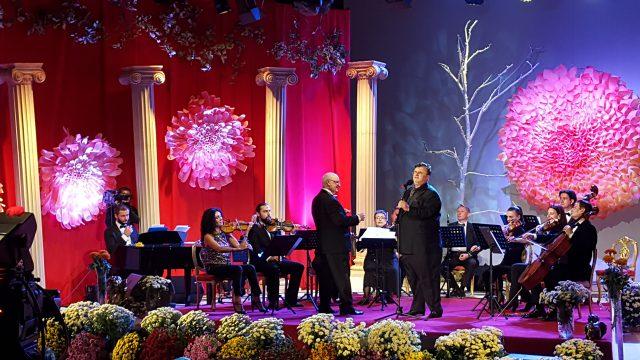 Recital Florin Georgescu - Festivalul Crizantema de Aur 2017 (foto by Bogdan Dragomir)