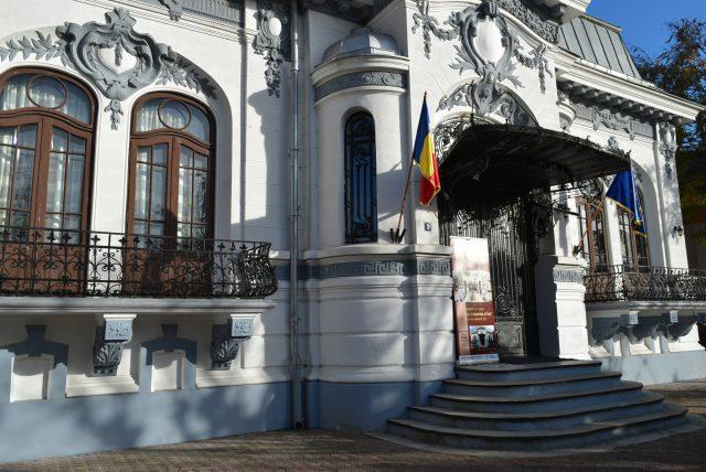 Muzeul Casa Romantei - Targoviste, Romania 2017 (foto by Bogdan Dragomir)