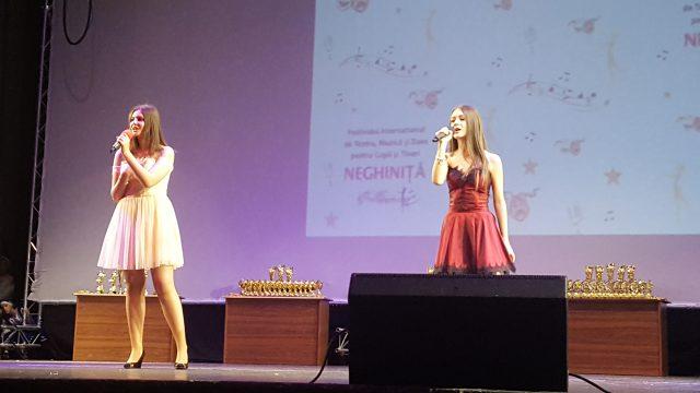 Duo Neghi Voice în recital la Festiv. Neghiniţă 2017 (foto by Bogdan Dragomir)