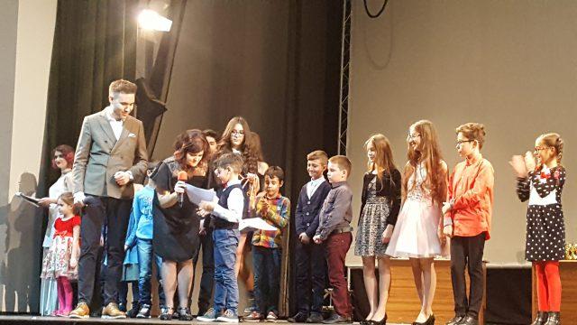 Gala de Premiere Neghinita 2017 - Prof. Mariana Tanasă - Dir. Festival (foto by Bogdan Dragomir)