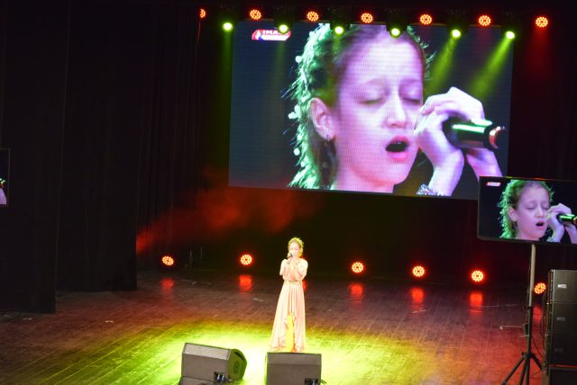 Sofia Onica - Premiul Tinere Talente - Radio România Regional (foto by Bogdan Dragomir)
