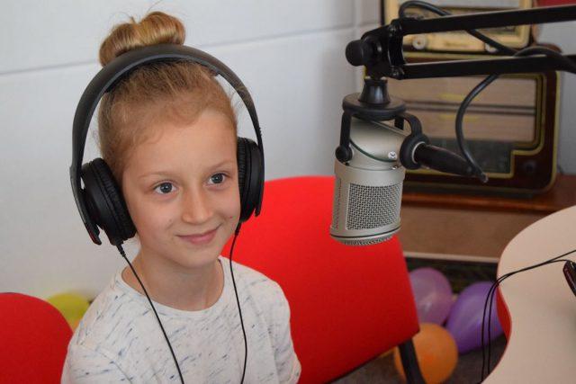 Sofi Radio viva (foto arh. pers. Sofia Onica)