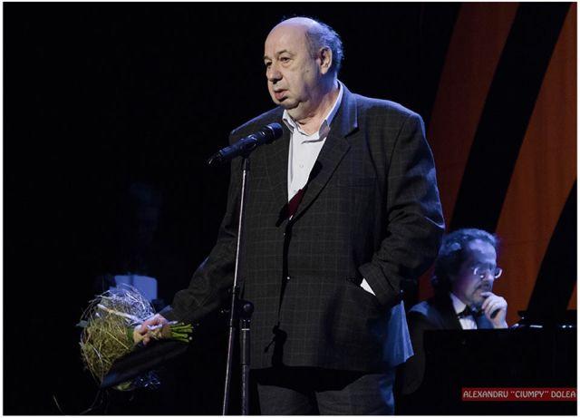 Adrian Enescu la Premiile Radio Romania Cultural.640 (foto Alexandru Cyumpi Dolea)