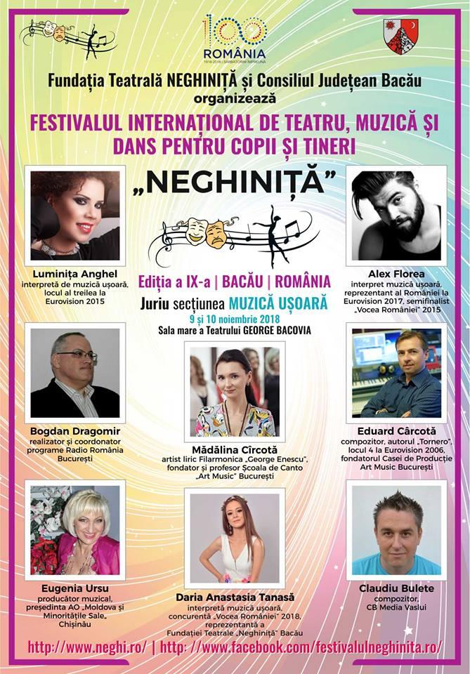44273448_1812657042186096_7447897376334807040_n Juriul sectiunii Muzica la Neghinita 2018 (foto Festivalul NEGHINITA)