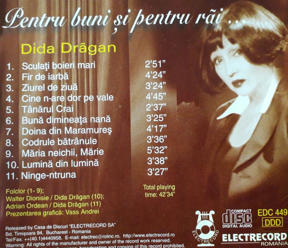 20190227_093849.1000 foto cover CD Dida Dragan by Bogdan Dragomir (original C&P Electrecord)
