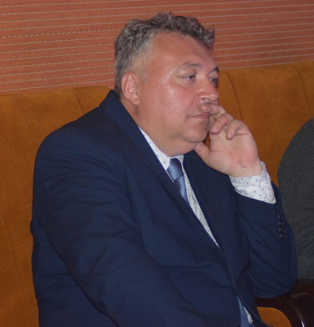 DSC_0382 Directorul Centrului Judetean de Cultura si Creatie Calarasi - Virgiliu Diaconu.1100 (foto by Bogdan Dragomir)