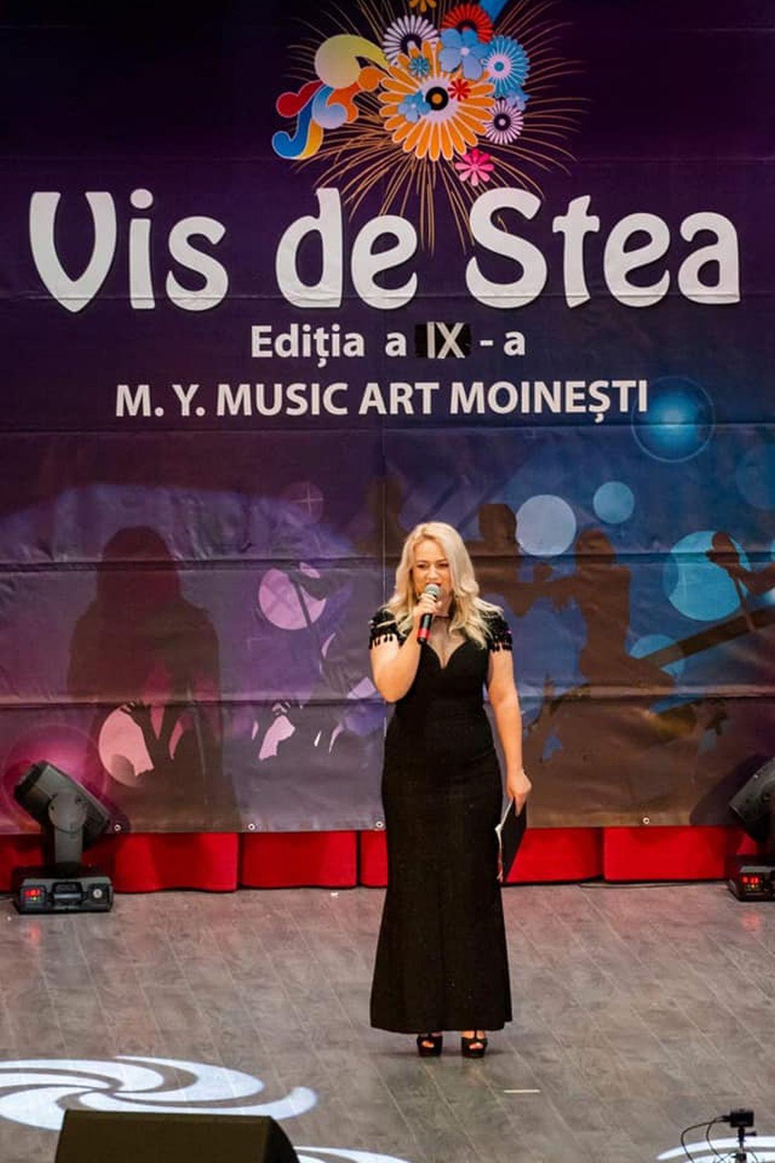 Foto Irina Pashalov - Director Festiv. Vis de Stea 2019.1100 (credit foto Festiv. Vis de Stea)