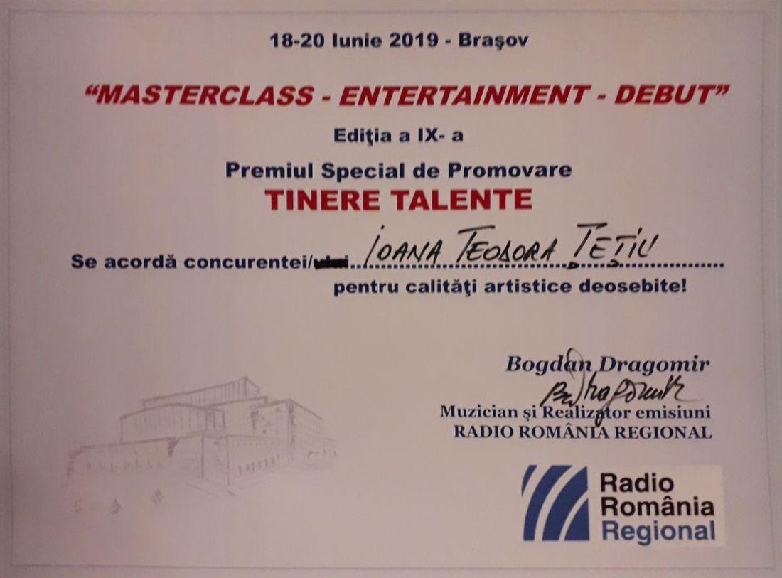 20190620_170920.Diploma Tinere Talente Ioana Tetiu - Masterclass Brasov 2019 (foto by Bogdan Dragomir)
